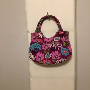 NWOT VERA BRADLEY small floral purse
